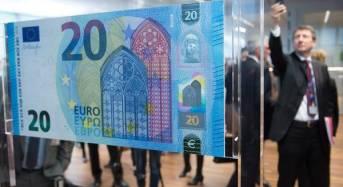 Mercoledì 25 debutta la nuova banconota da 20 euro. La nuova cartamoneta ha come tema lo stile gotico