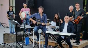 """Ragusa, MUSICA. Tributo a De Andrè con Amedeo Mazza e i """"Gira, vota e furria"""""""