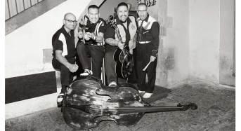 Swing e rockabilly, venerdì sera al teatro della Badia di Ragusa arriva la Strike band
