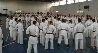 Floridia, karate. Corso propedeutico per gli esami: Un successo firmato Fijlkam