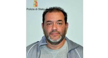 Polizia arresta rapinatore: Aveva appena compiuto una rapina ai danni di un panificio a Pedalino