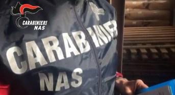 Carabinieri NAS: Ingenti sequestri di fitofarmaci