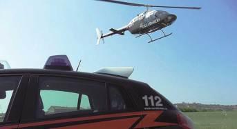 Caserta. Operazione dei Carabinieri nei confronti di quattro indagati.