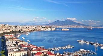 """Napoli. INGV: """"C'è un duomo nel Golfo di Napoli""""."""