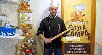 """""""Fatti a zampa"""", a Ragusa la prima pasticceria artigianale dedicata agli animali"""