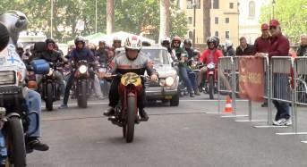 """A Roma ritorna la """"Gara Motociclistica di Monte Mario"""" con tante Splendide Moto d'Epoca di Prestigio"""