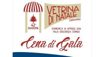 Comiso. 42esima edizione concorso Vetrina Natale promosso da Confcommercio provinciale Ragusa