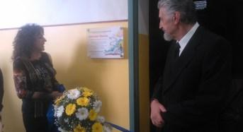 Plesso Falcone e Borsellino, un'aula alla memoria dell'insegnante Orazia Sallemi