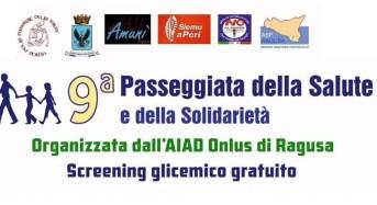 AIAD, a Marina di Ragusa la nona edizione della Passeggiata della salute