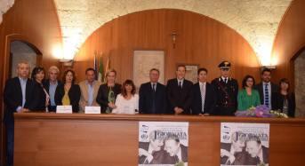 """Acate. """"Prima Giornata della Memoria"""", organizzata dalla """"Civitas Acate"""" in ricordo delle vittime di mafia."""