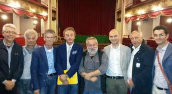 In preparazione dello Sciopero per la Terra in Sicilia, incontro con l'assessore Cracolici e i sindaci siciliani