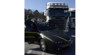 Sequestrati 365.000 euro ad una società vittoriese di autotrasporti per evasione fiscale