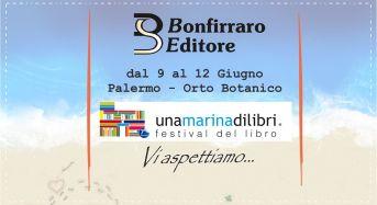 """Da Torino a Palermo, Bonfirraro editore approda a """"Una Marina di Libri"""""""