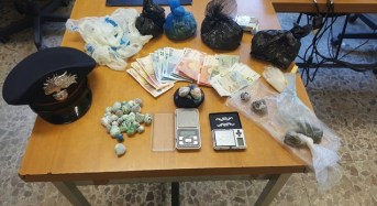 Porto Torres. Arrestato un giovane per detenzione di cannabis