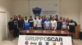 """Ragusa, calcio. Presentata la nuova squadra ASD Città di Ragusa, il presidente Vitale: """"Vogliamo puntare in alto"""""""