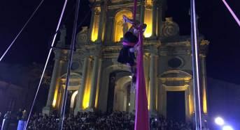 """Torna a Monterosso Almo il festival """"meraviglia!"""", Le arti di strada protagoniste sabato 22 luglio"""