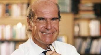 """Prof. Veronesi: """"Non stiamo vincendo la lotta contro il cancro. Eutanasia? Abbiamo il diritto di morire senza doverci buttare dalla finestra. Giusto legalizzare la cannabis"""""""