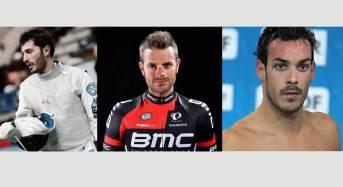 """Olimpiadi, gli sportivi premiati """"Ragusani nel Mondo"""": Ben tre sportivi ragusani saranno protagonisti di Rio 2016"""