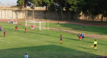 ASD città di Ragusa vince in trasferta 2-1, ribalta il risultato dell'andata e passa il turno di coppa Italia