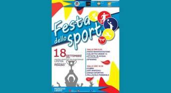 Domenica la festa dello sport del centro polifunzionale Lifeten di Pedalino
