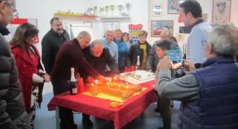 """Club Fiat 500 """"Vittorio Brambilla"""", festeggiati diciotto anni di attività"""