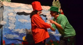 Al Teatro Donnafugata di Ragusa Ibla una mini rassegna per mini spettatori