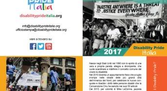 Disability Pride Italia 2017