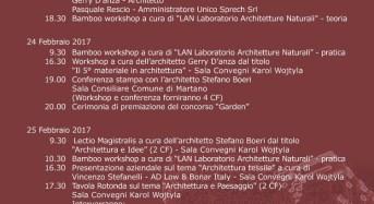 Agorà design: Oggi a Martano inaugurazione 13esima edizione rassegna internazionale di architettura, designe artigianato
