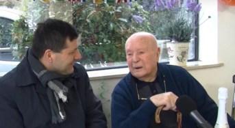 """Festeggiati a Ragusa i 101 anni di """"nonno"""" Francesco"""