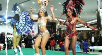 Sale la febbre del carnevale alla Fortezza. Samba e un pezzo di Rio tra balli e canti