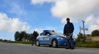 Controlli straordinari della polizia di stato nel comune di Ispica