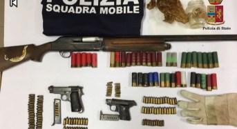 Vittoria, la Polizia di Stato arresta 3 appartenenti alla famiglia Piscopo (GUARDA IL VIDEO DELL'OPERAZIONE)