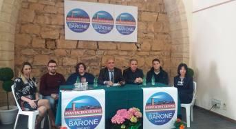 Santa Croce Camerina, anche Giovanni Barone ha ufficializzato la sua candidatura (VIDEO)