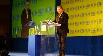"""Acate. Intervento del sindaco Raffo alla Convention di """"Energie per l'Italia"""". Nota dell'amministrazione comunale."""