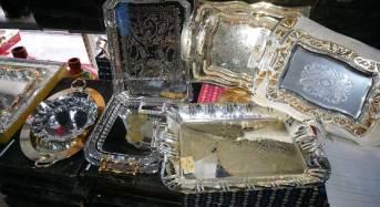 """Torino. Sequestrate 10 tonnellate di """"falso argento"""" per un valore di 3 milioni di euro"""