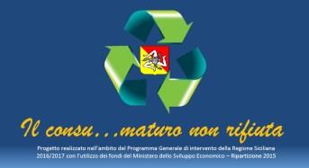 """Rifiuti: Da Noto a Ragusa e Caltanissetta, parte domani il progetto regionale """"Il consu…maturo non rifiuta"""""""