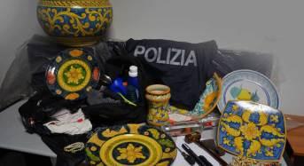 Scoglitti. La Polizia arresta due giovani ladri incensurati – FOTO