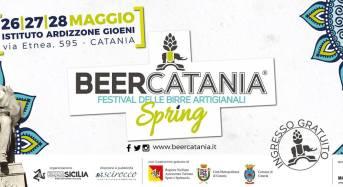 Dal 26 maggio un fiume di birra artigianale su Catania
