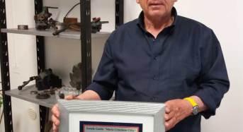 Giovanni Amenta da 50 anni istruttore di guida.