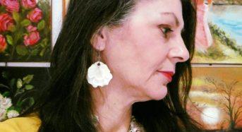 La pittrice Carmen Stan inaugura la sua personale a cura di Amedeo Fusco il 3 giugno