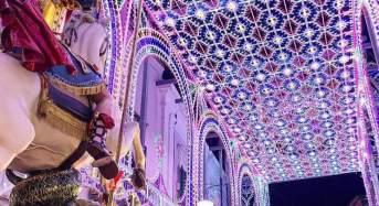 Chiude un'edizione da record dei festeggiamenti in onore di San Giorgio a Ragusa: Ieri sera grande successo per lo spettacolo piro-musicale e il mapping 3D