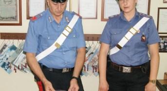 Bagheria. Nasconde a casa pistola e proiettili: 29enne arrestato dai carabinieri