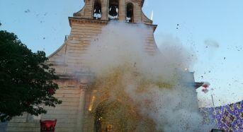 """Chiaramonte Gulfi. La """"sciuta"""" del simulacro di San Giovanni Battista: Festa vissuta con grande emozione"""
