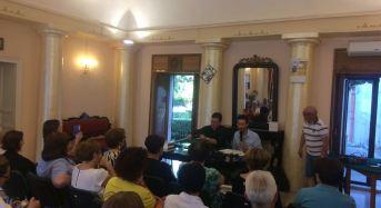 Ha preso il via Monterosso Culture Week con la presentazione del libro di Don Andrea Pitrolo su Fabrizio De Andrè