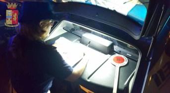 Messina. Controlli nel week-end: Nel mirino della Polizia la guida sotto l'effetto di alcool e droga