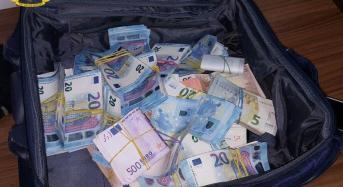 Arrestato nigeriano al porto di Pozzallo: Sequestrati 6 kg di marijuana e 200.000 euro