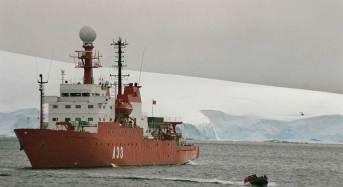 Il ghiaccio marino che forma le nubi
