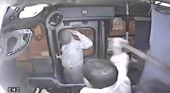 Un autista di autobus aggredito: Denunciato l'aggressore