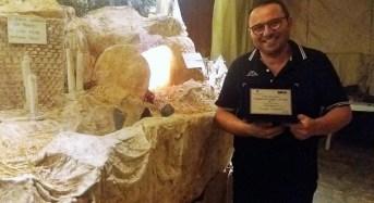 L' arte dei Presepi. Riconoscimento internazionale a Giuseppe Fiaccavento