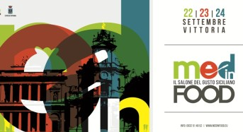 MEDinFOOD a Vittoria: Salone del gusto siciliano